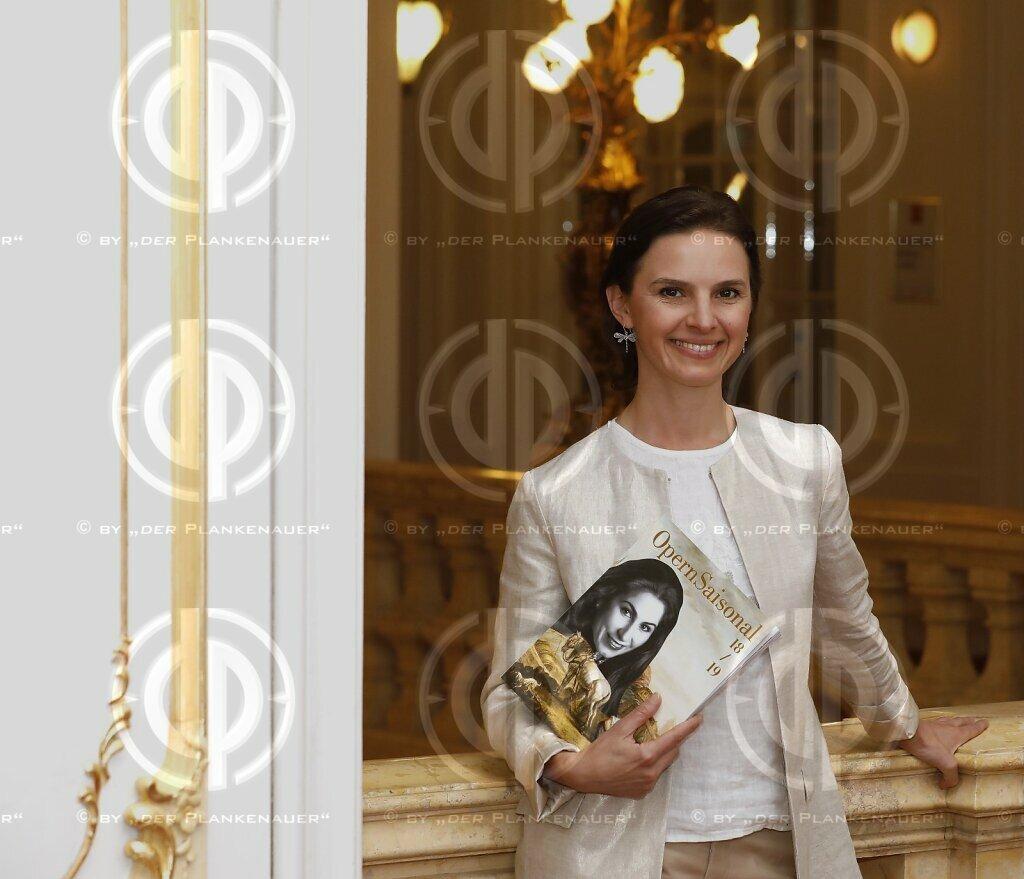 Die Grazer Oper praesentiert den neuen Spielplan für die Saison