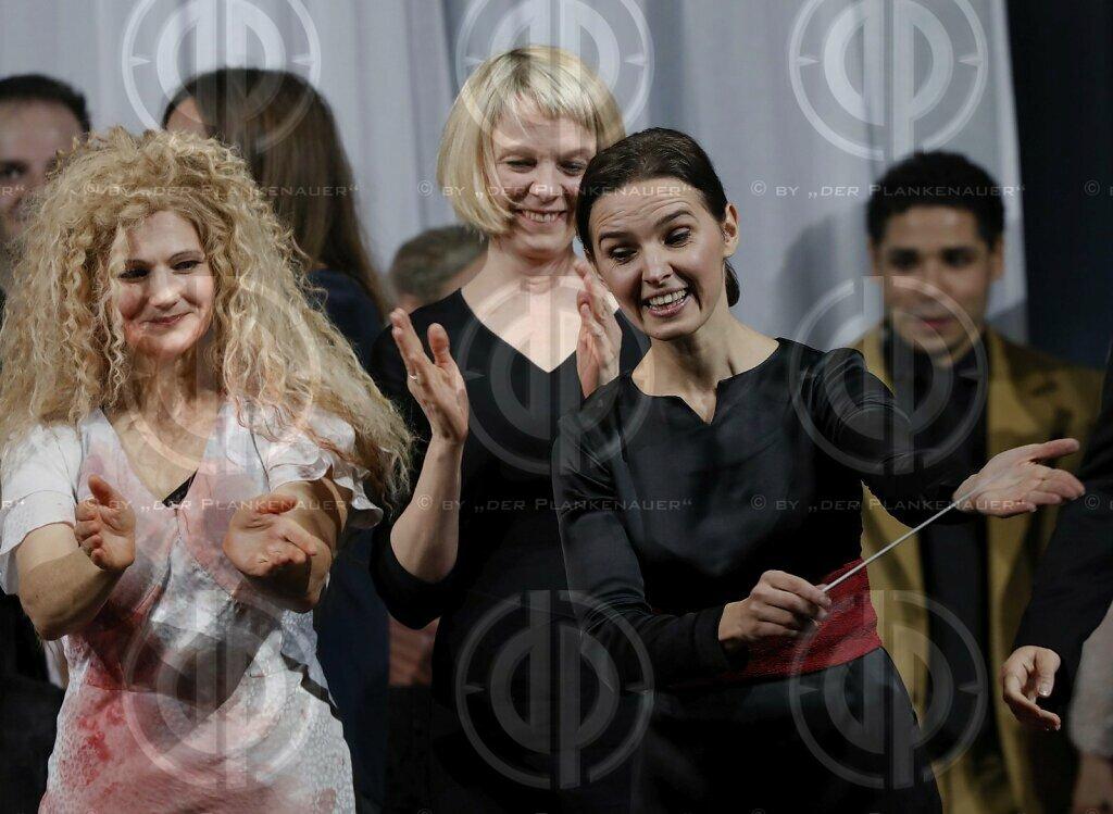 Opernpremiere Salome