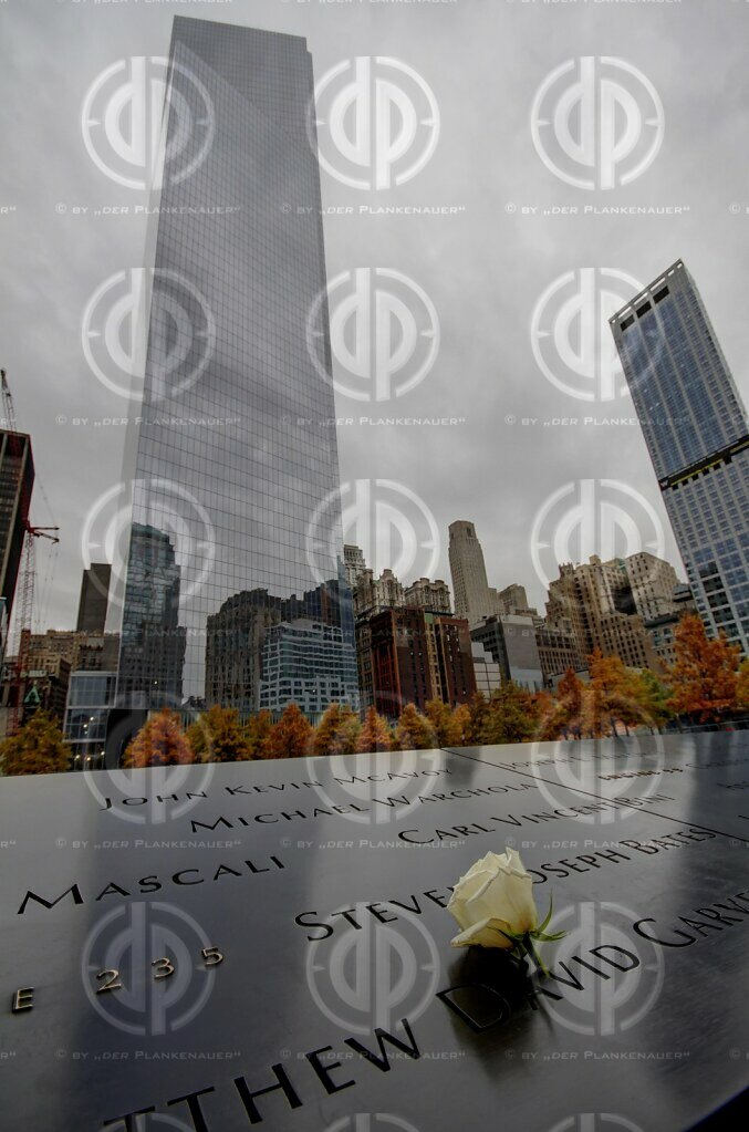 One World Trade Center 9/11 Plaza NYC