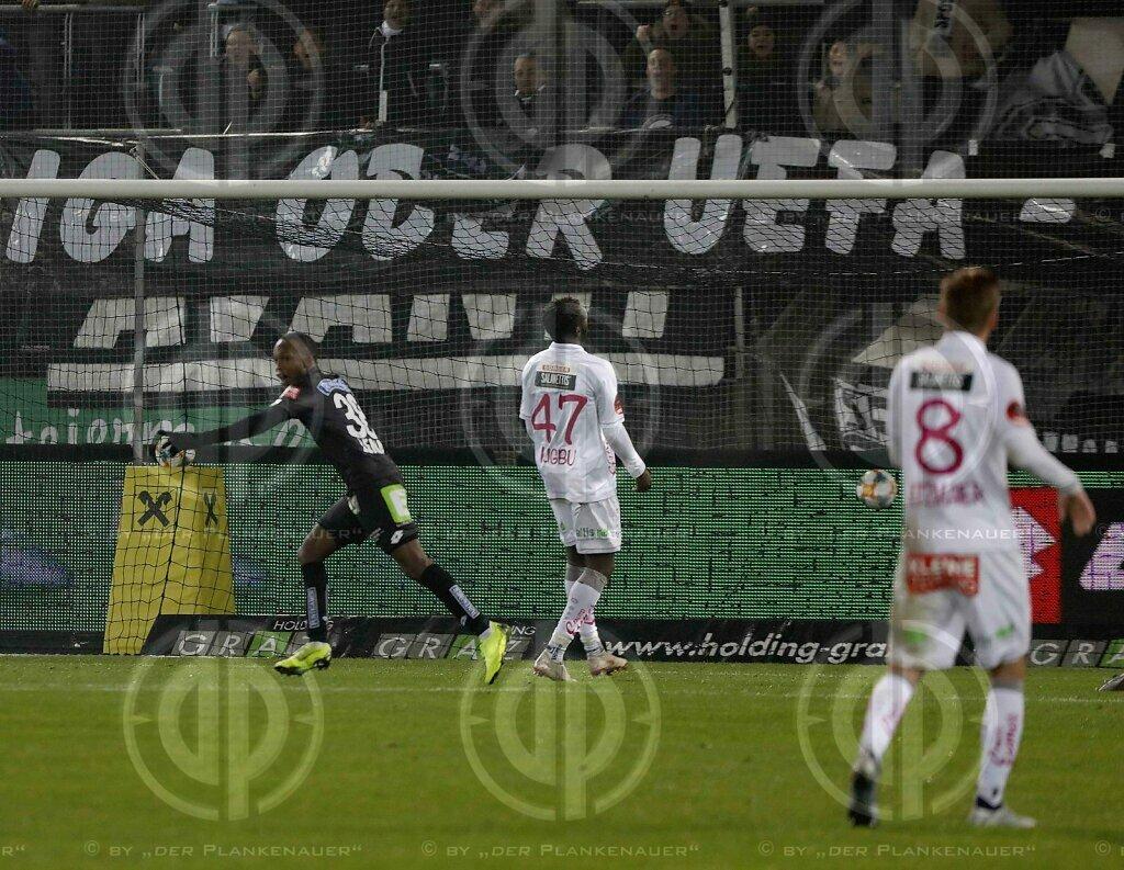 SK Sturm vs. RZ WAC (3:0)
