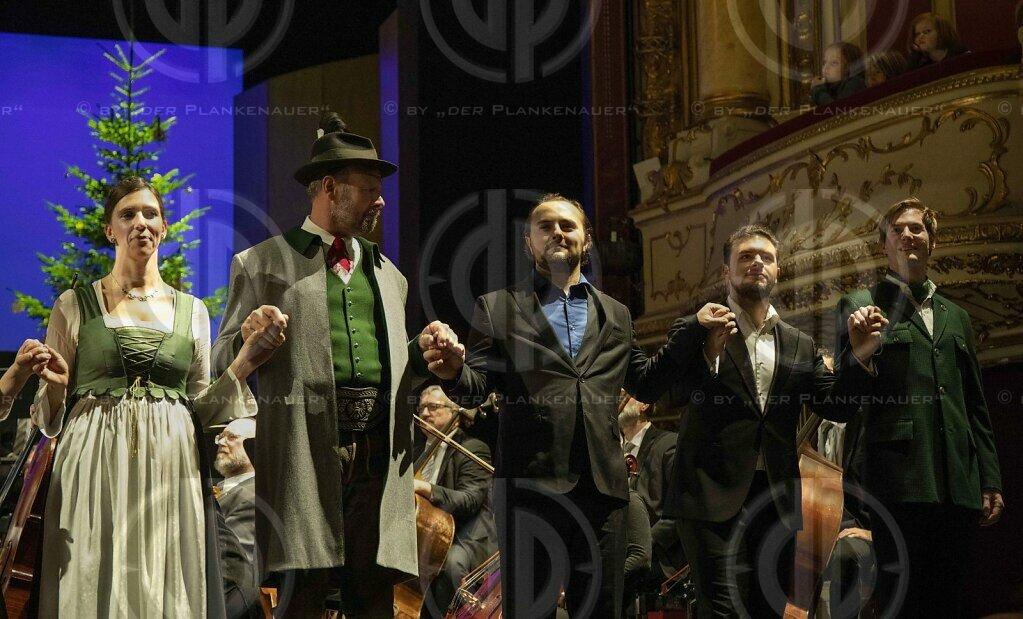 Advent in der Oper mit Peter Rosegger