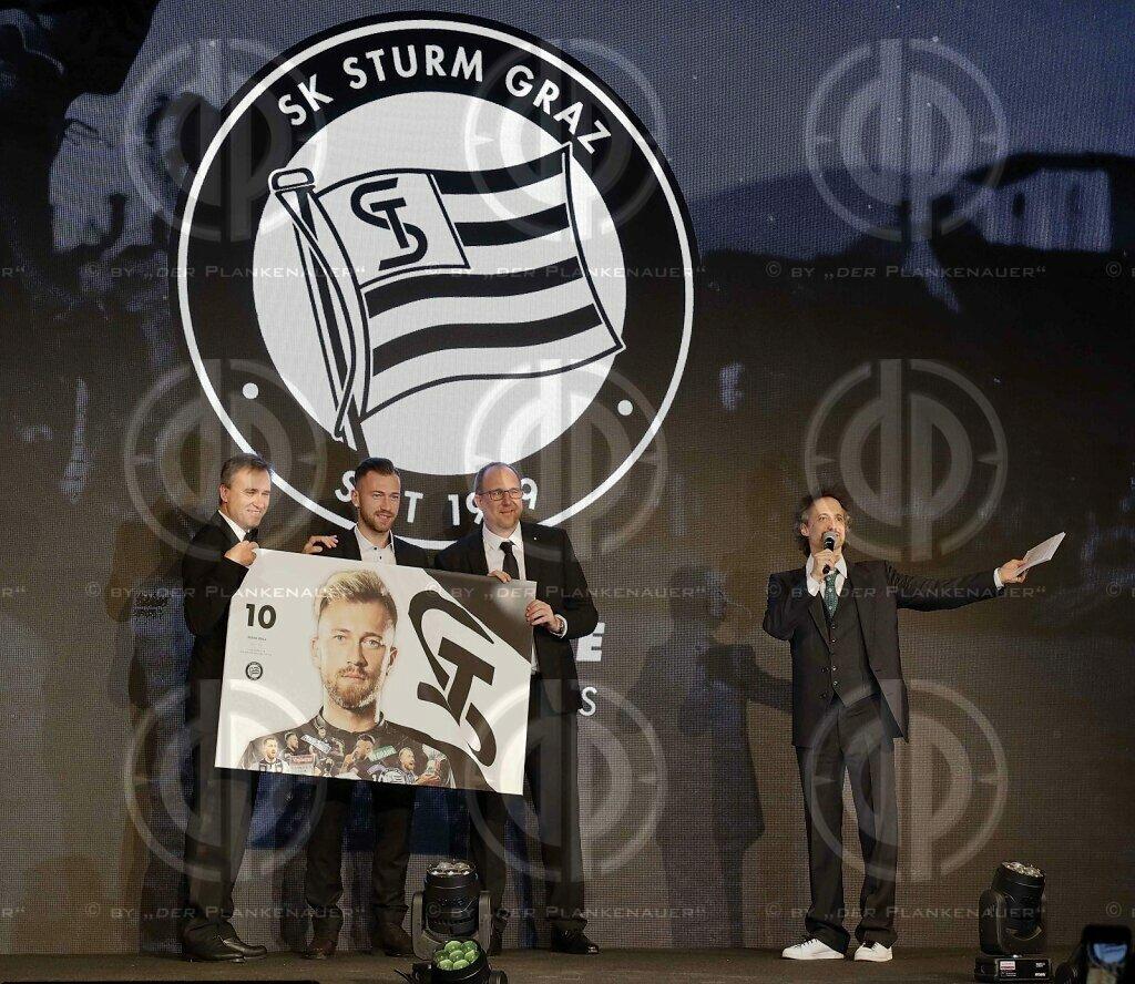 SK Sturm 110-Jahre Jubiläumsgala