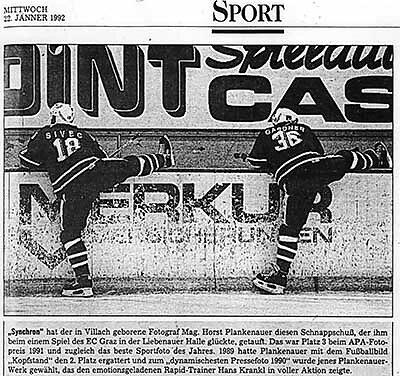 APA-Pressefoto des Jahres 1991 3.Platz