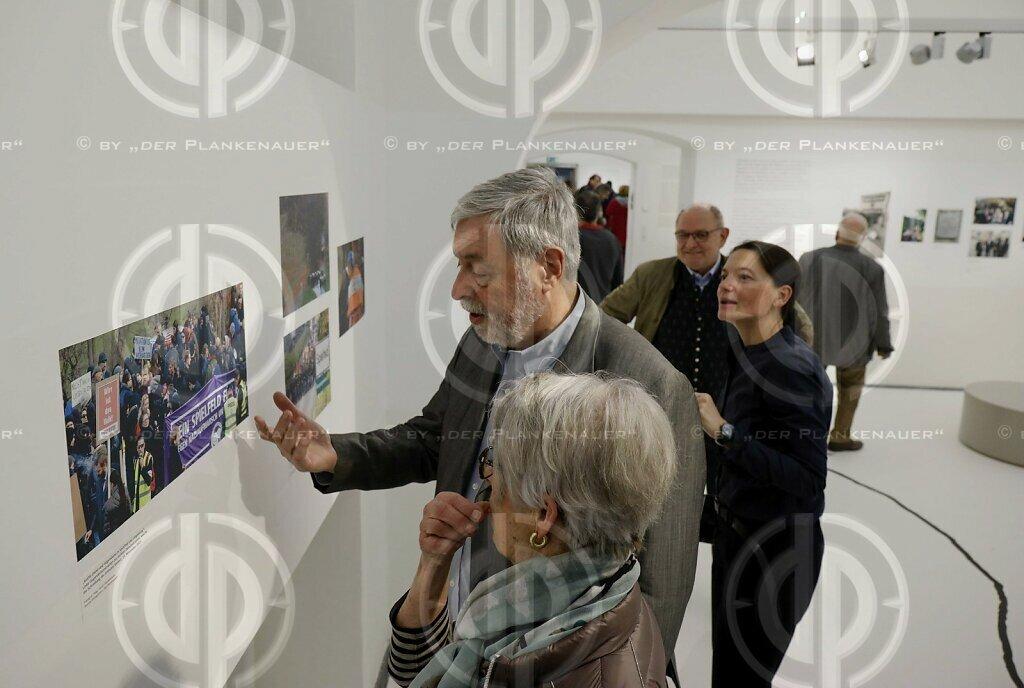 Ausstellung 100 Jahre Grenze III