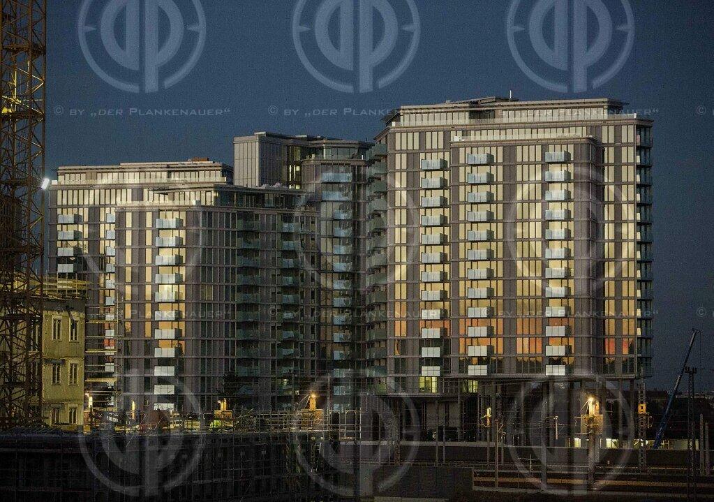 Baustellen in Wien