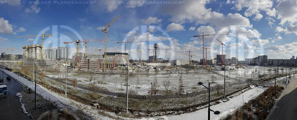 Bautätigkeit in Wien