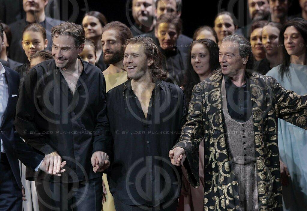 Opernpremiere König Roger