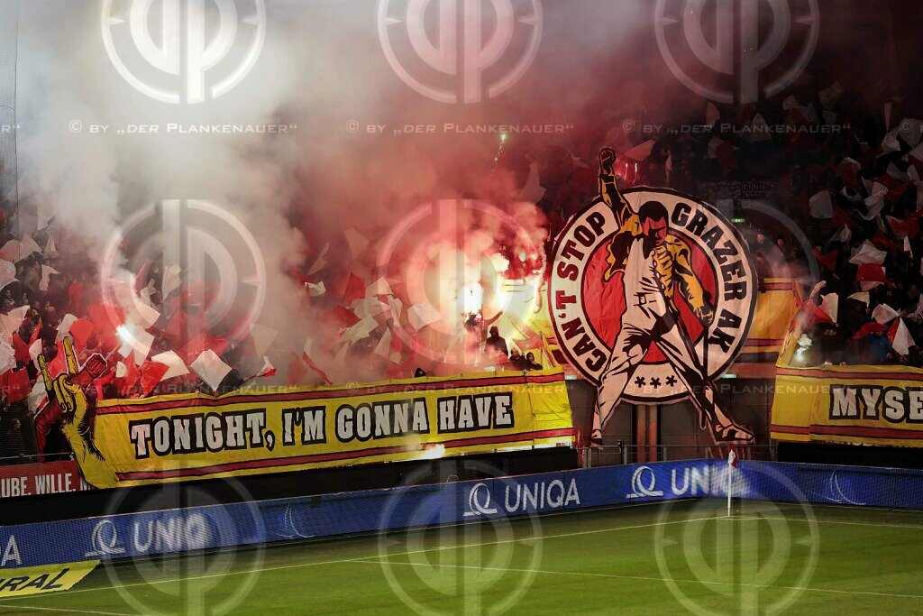 OEFB Cup GAK 1902 vs. FK Austria Wien (2:1)