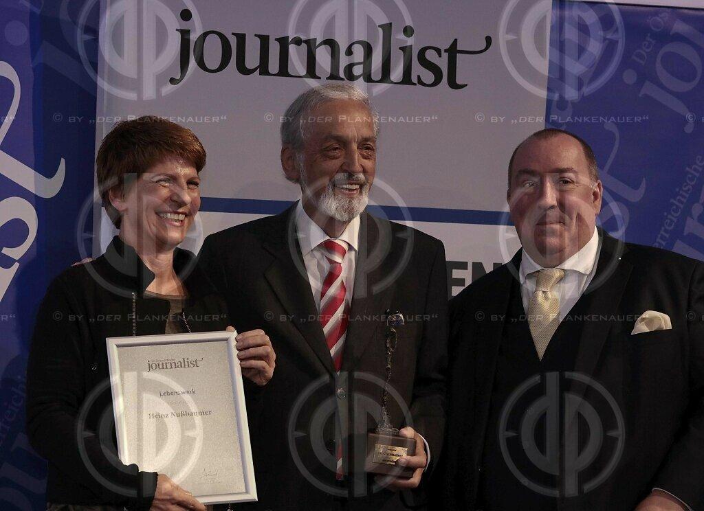 Journalistinnen und Journalisten des Jahres 2018
