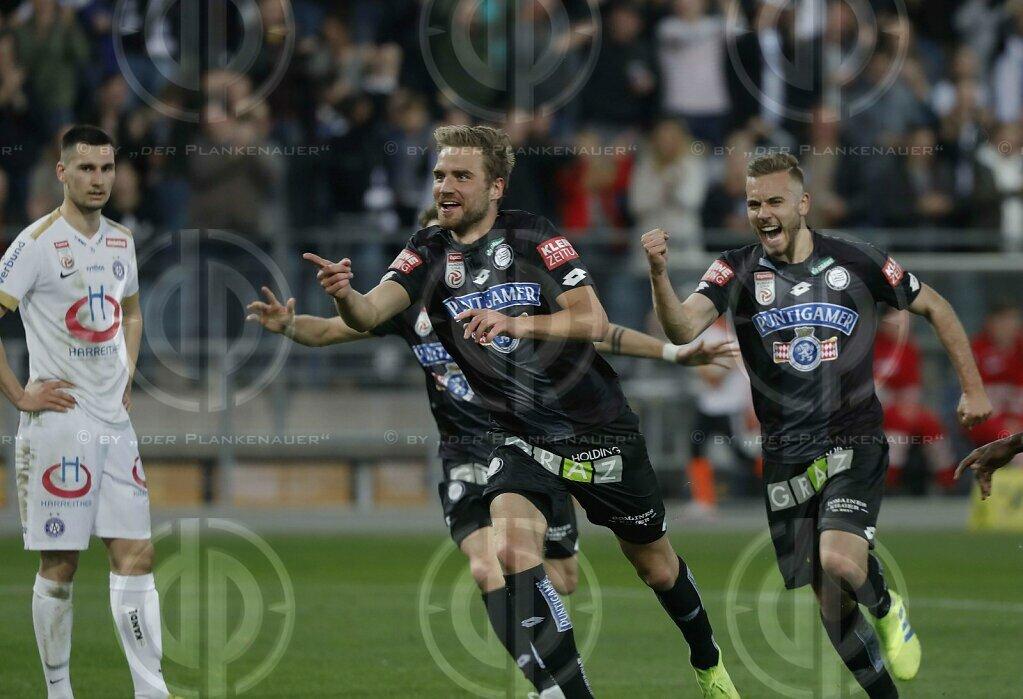 SK Sturm vs. Austria (1:0)