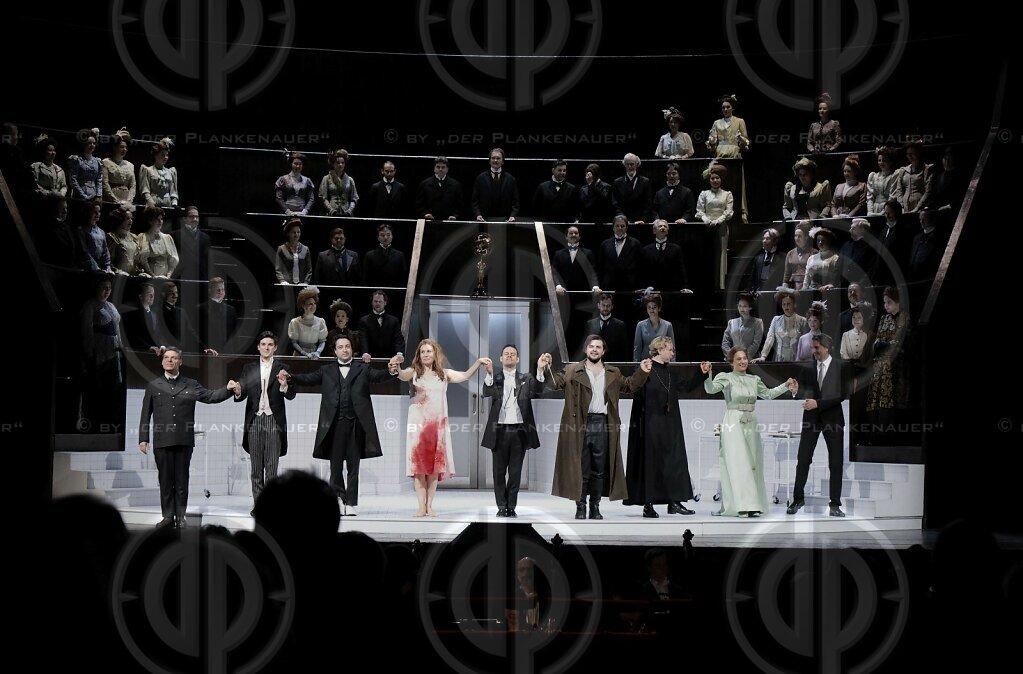 Opernpremiere Lucia di Lammermoor am 23.03.2019