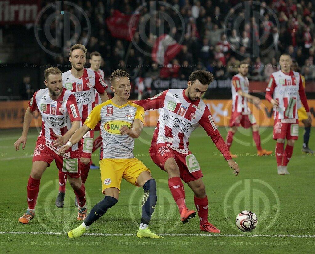 ÖFB Cup GAK 1902 vs. Red Bull Salzburg am 03.04.2019 (0:6)