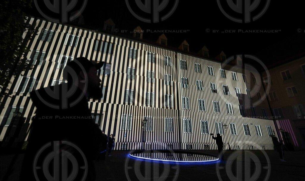Lichtfestival Klanglicht 2019 in Graz