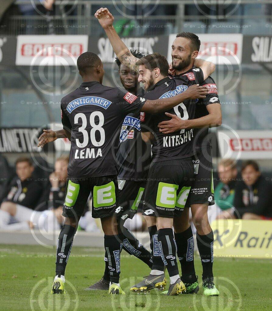 SK Sturm vs. LASK (2:3)