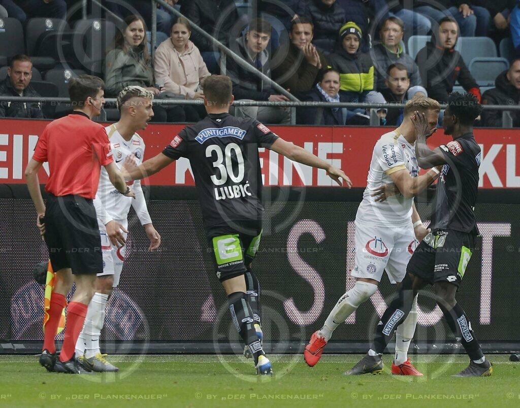 SK Sturm vs. FK Austria Wien (1:3)