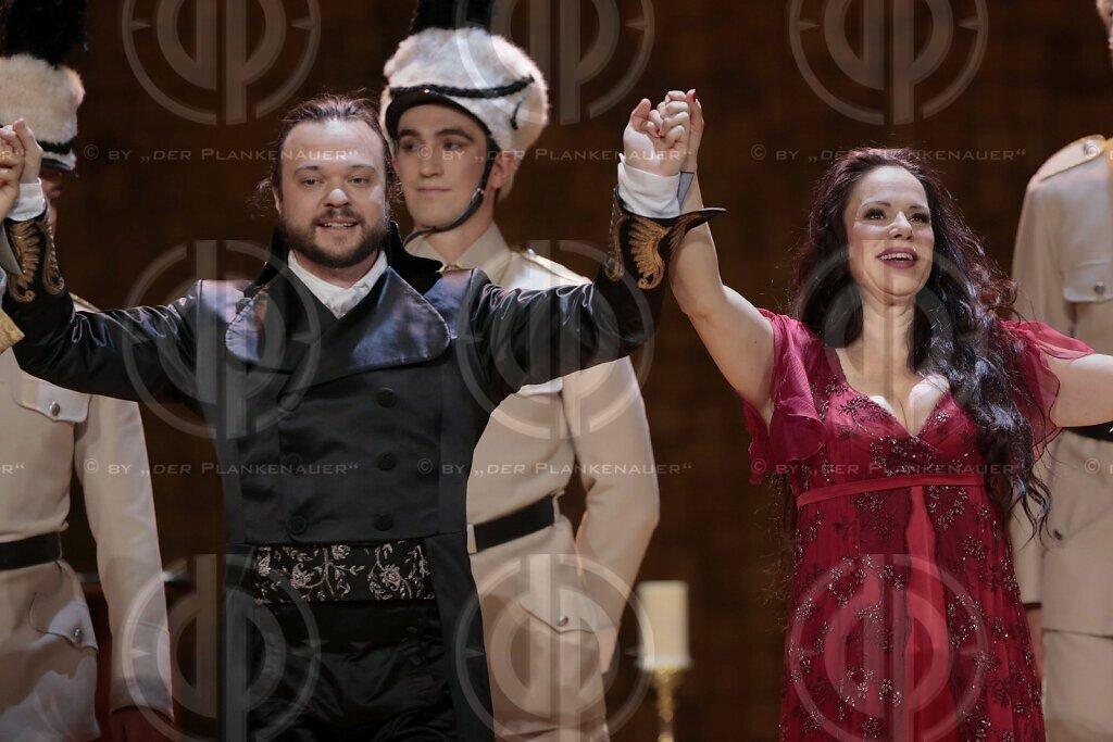 Tosca, Wiederaufnahme in der Oper Graz am 16.05.2019