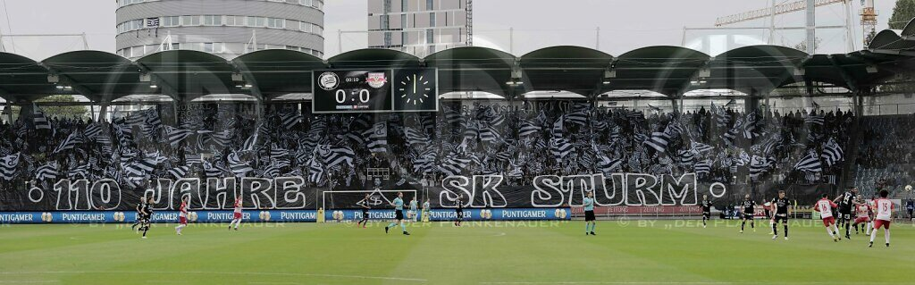 SK Sturm vs. Red Bull Salzburg (1:2)