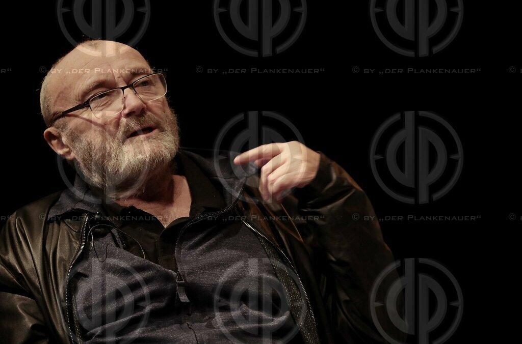 Round Table mit Phil Collins an der KUG