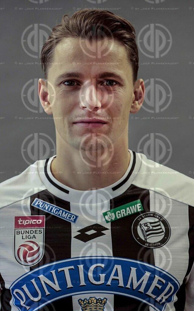 SK Sturm - Portraits 07/2019