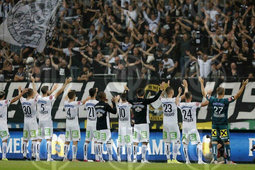 SK Sturm vs. SKN St. Pölten (3:0)
