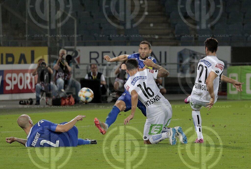 UEL-Q SK Sturm vs. FK Haugesund (2:1)