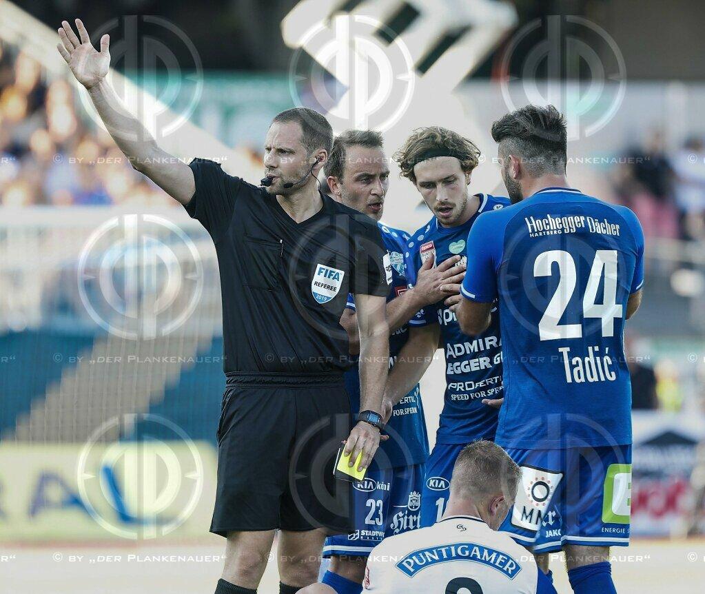 TSV Hartberg vs. SK Sturm (1:0)