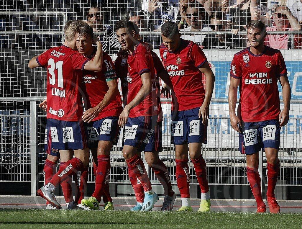 SK Sturm vs. SK Rapid (0:1)