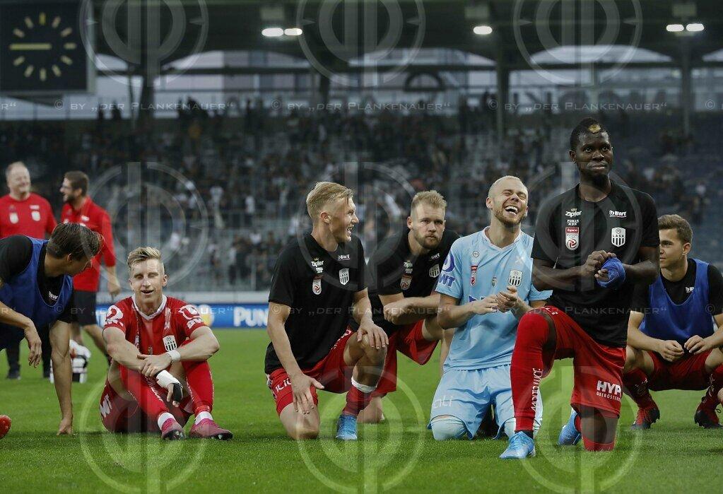 SK Sturm vs. LASK (0:2)