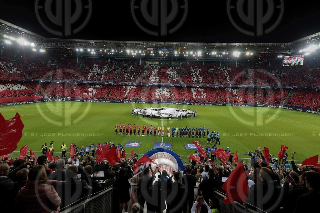 CL FC Red Bull Salzburg vs. KRC Genk