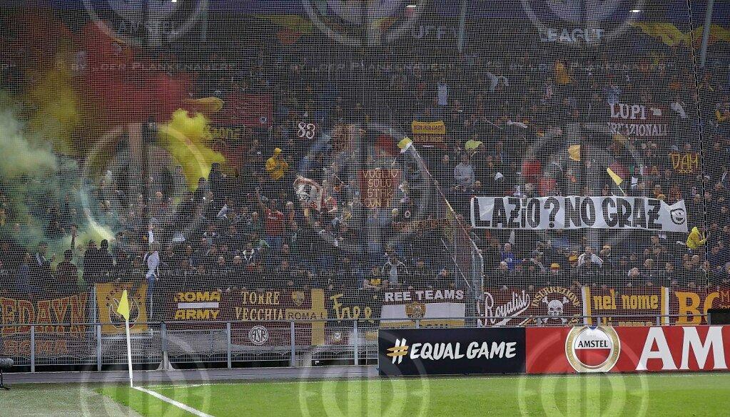 UEL WAC vs. AS Roma (1:1)