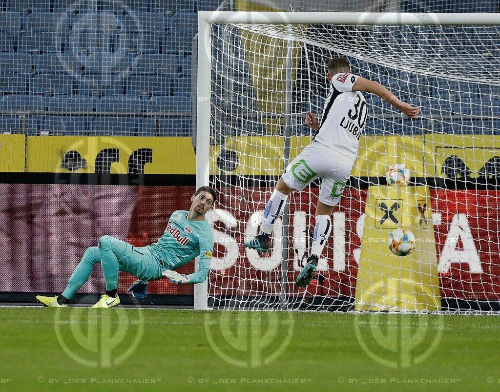 SK Sturm vs. Red Bull Salzburg (1:1)