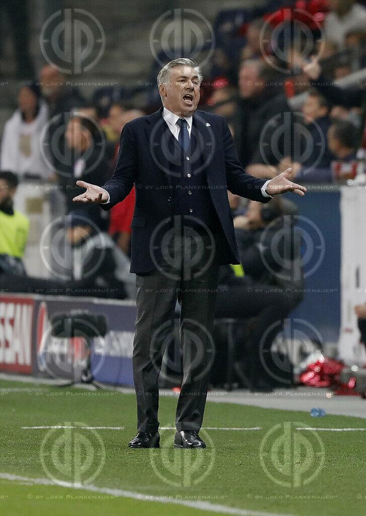 CL FC Red Bull Salzburg vs. SSC Napoli