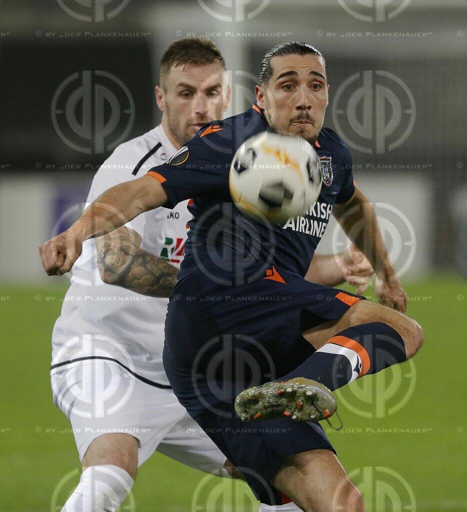 UEL WAC vs. Istanbul Basaksehir (0:3)
