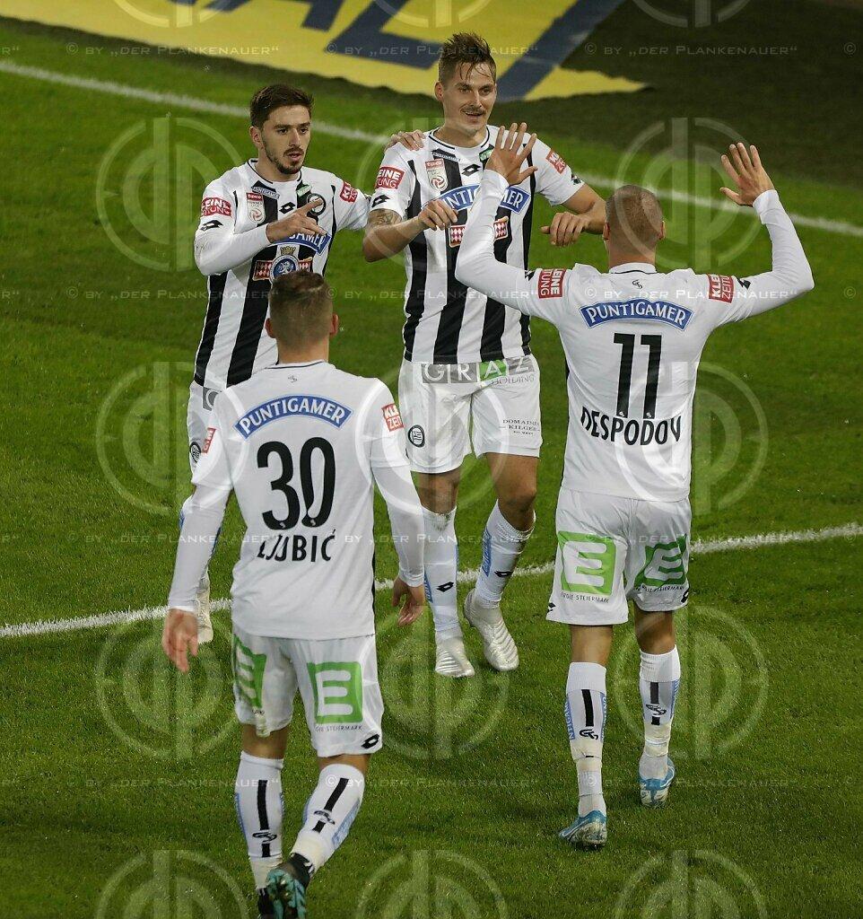 SK Sturm vs. TSV Hartberg (3:1)