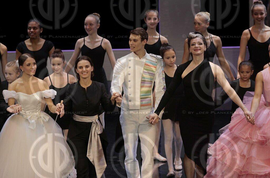 Cinderella, Ballett-Premiere in der Oper Graz am 14.11.2019