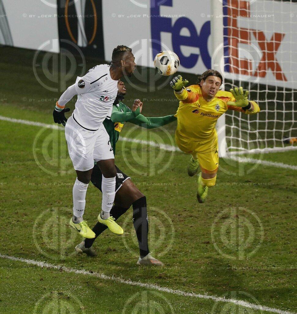 UEL WAC vs. Mönchengladbach (0:1)
