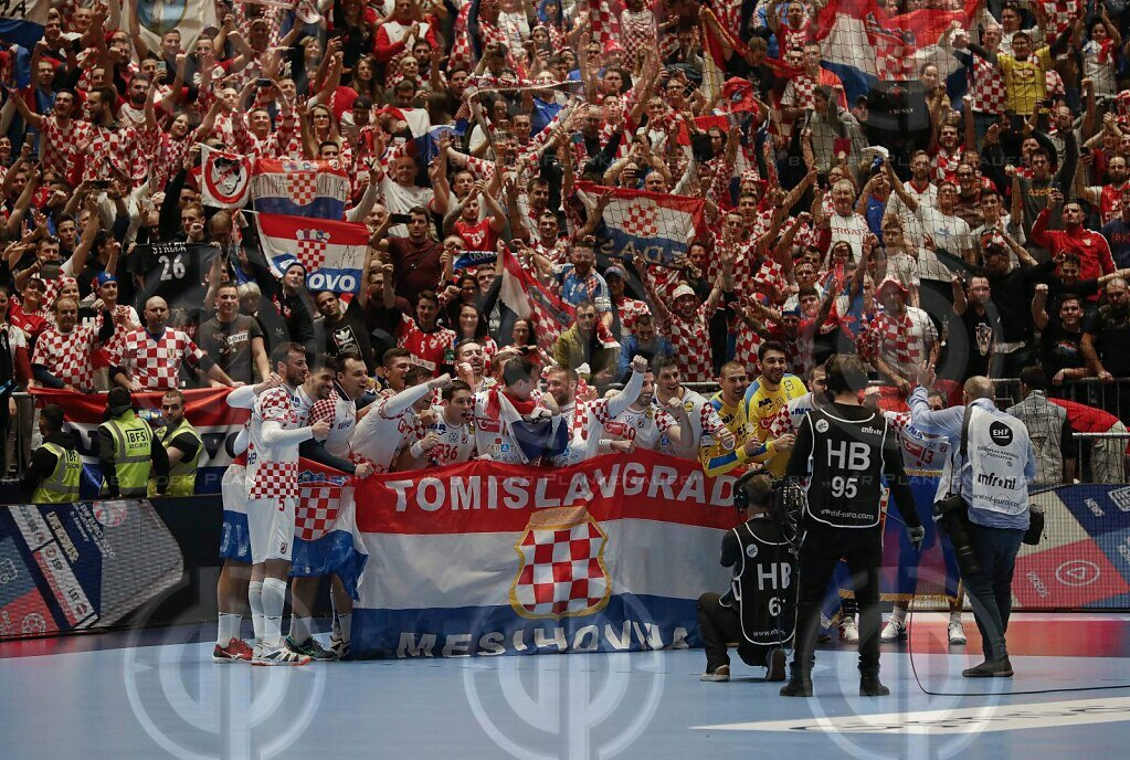 Men´s EHF EURO 2020 in Graz