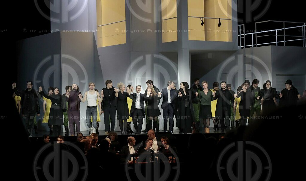 Don Giovanni Premiere in der Oper Graz, 08.02.2020