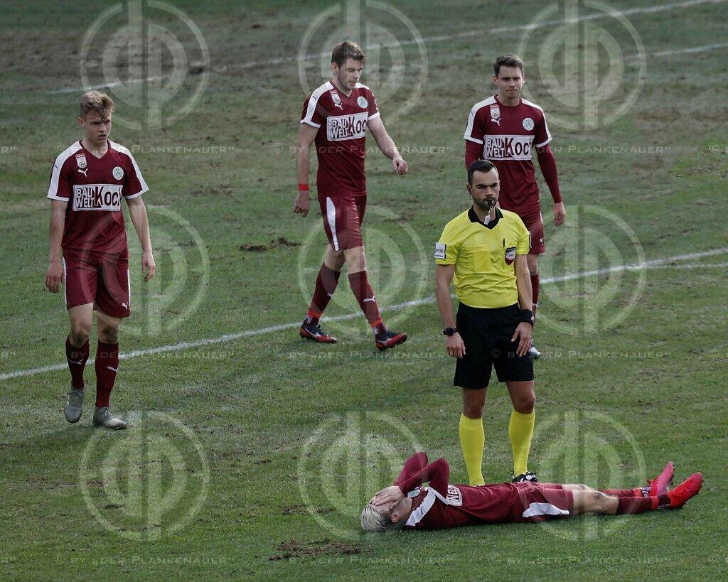 SK Sturm vs. SV Mattersburg (1:2)