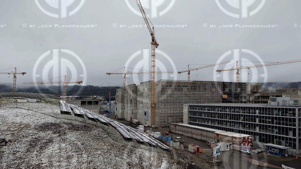 Infineon - Erweiterungen am Standort Villach