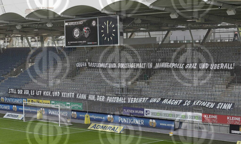 SK Sturm vs. WAC (1:2)