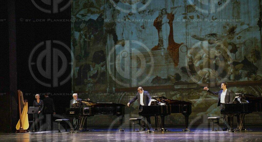 Musenkuss - Ein Abend mit dem Ensemble der Oper Graz