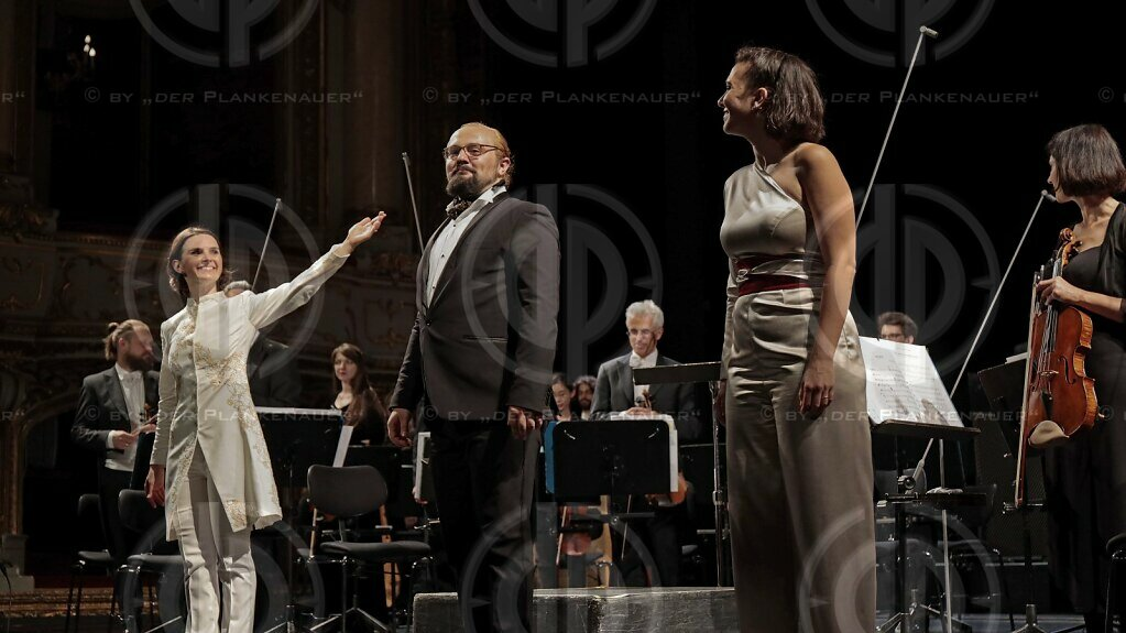 Oksana LYNIV - Ein Strauss zum Abschied