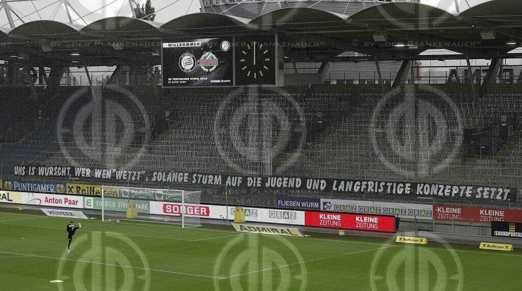 SK Sturm vs. SK Rapid (2:3)