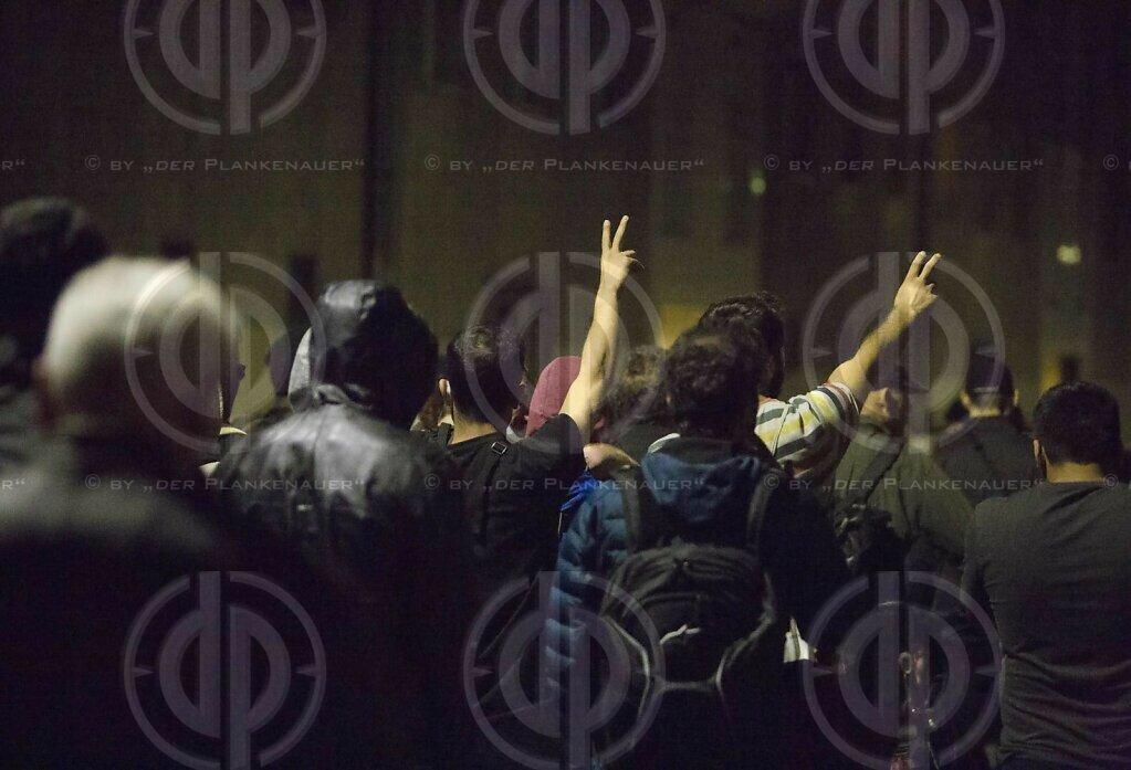 Kurdische Frauendemo in Wien