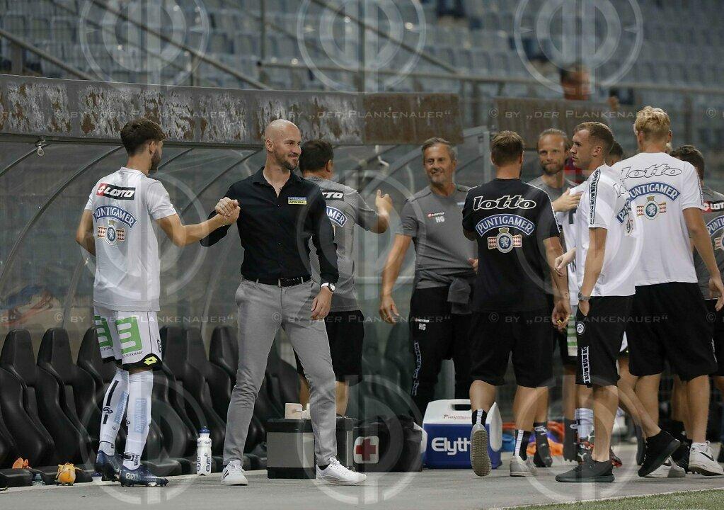 UNIQA ÖFB Cup SK Sturm vs. SV Innsbruck (8:0)