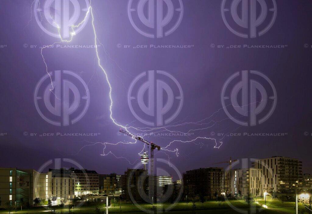 Naturgewalt Blitz