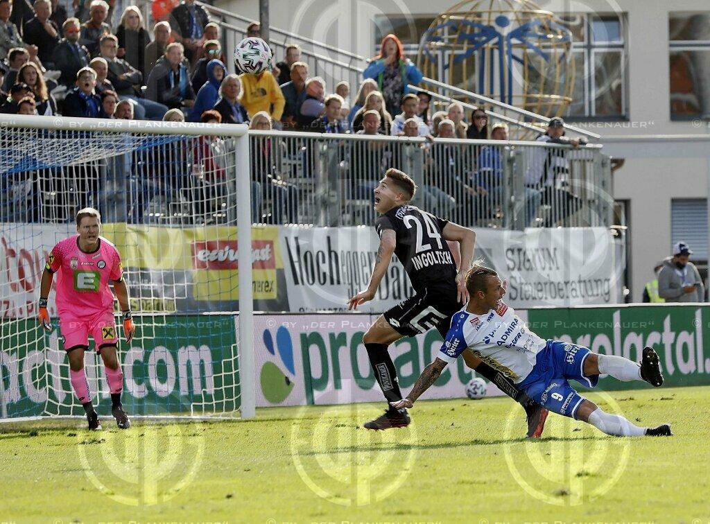 TSV Hartberg vs. SK Sturm (1:1)