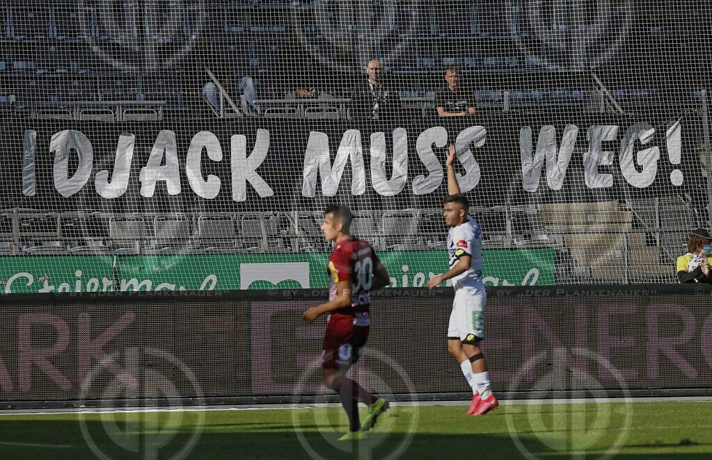 SK Sturm vs. SCR Altach (4:0)