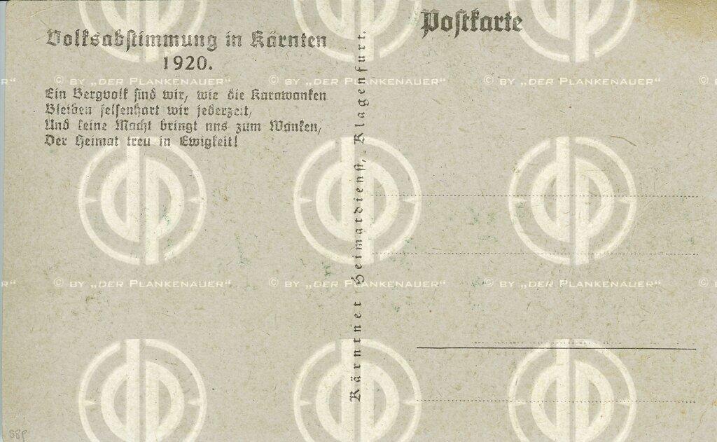 Kärntner Volksabstimmung 1920